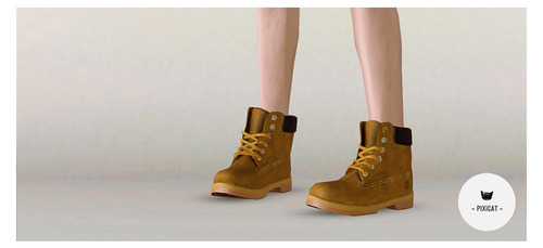 Timberland Boots Male & Female By Pixicat Tumblr10