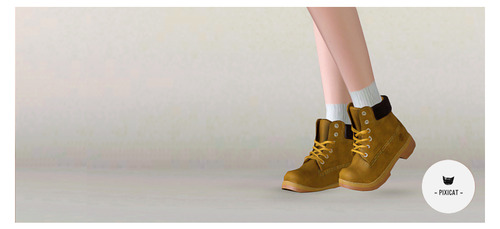 Timberland Boots Male & Female By Pixicat Tumblr11