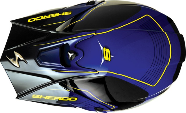 Sherco 2014 - Test Day  - Page 3 Casque11
