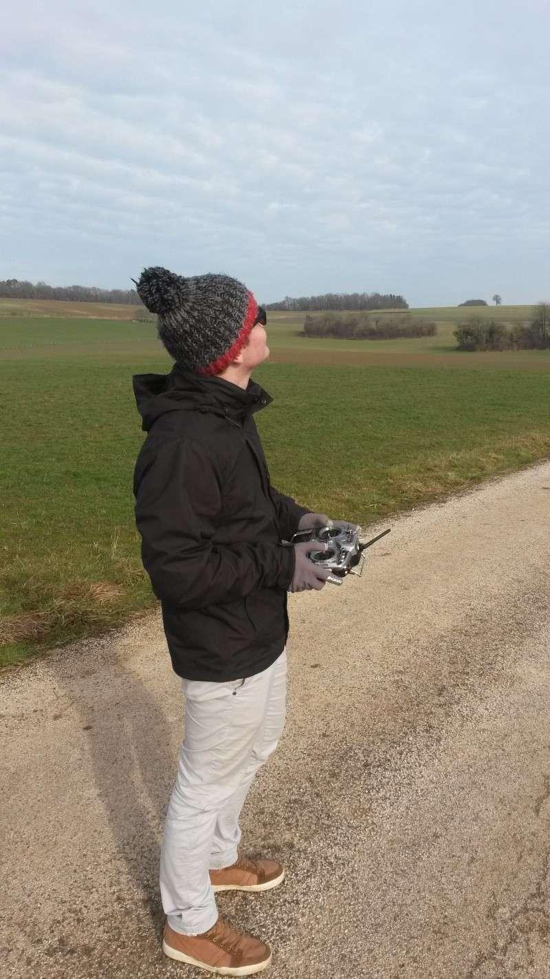 entrainement F3K en  Franche-Comté  - Page 39 20140116