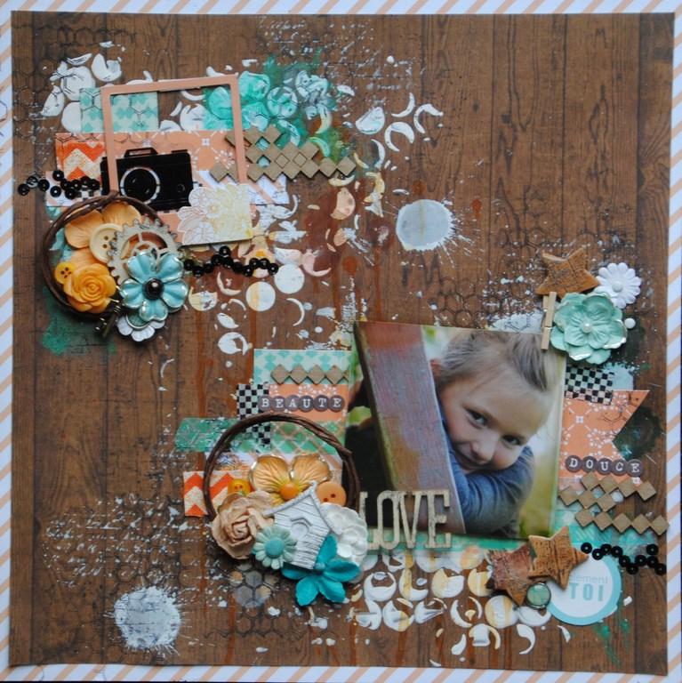 Mes pages du WE: 11 Nov. Love_c10