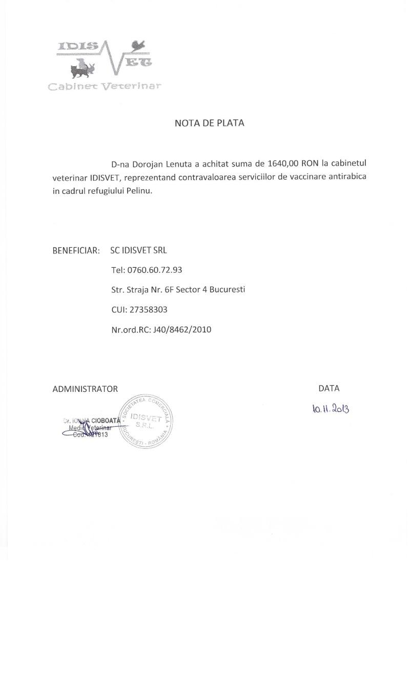 OPERATION ANTIRABIQUE 2013 Factur13