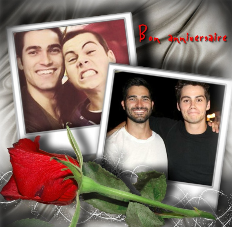 teen - Teen wolf - Entre loup et humain - Stiles and co - G - Page 3 Double10