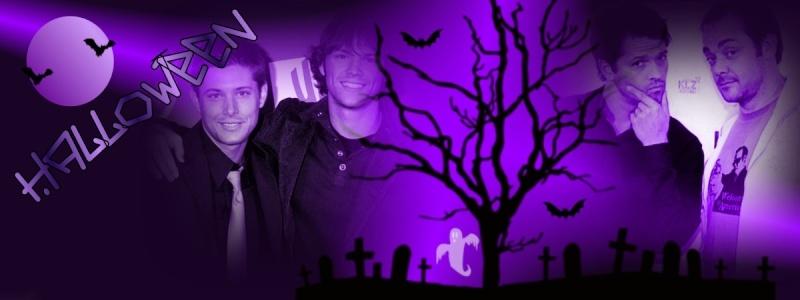Dean - Supernatural/Deux frères et un ange/Dean-Sam-Castiel/G - Page 3 Hallow10