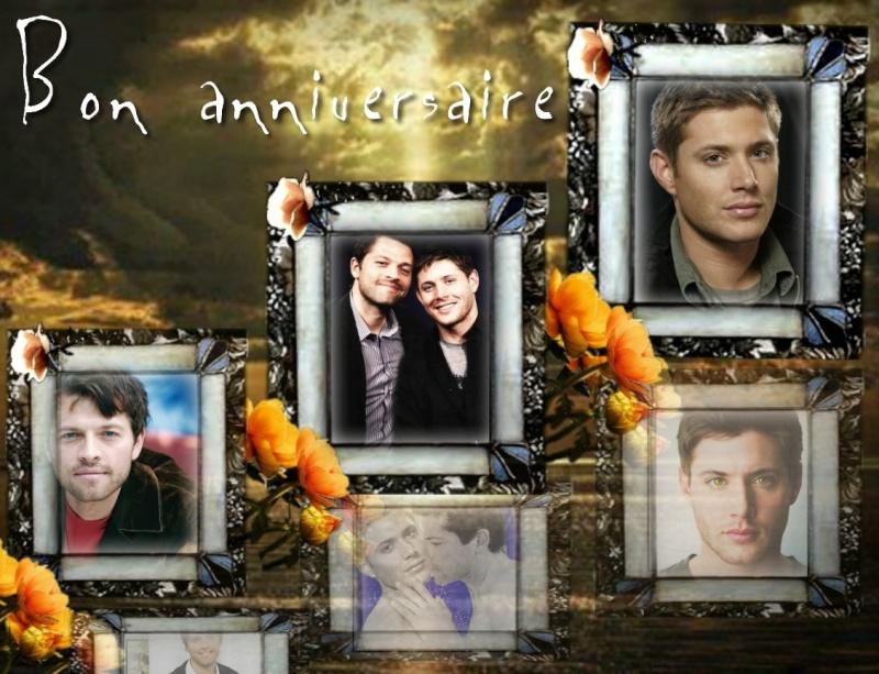 supernatural - Supernatural/Deux frères et un ange/Dean-Sam-Castiel/G - Page 4 Reflec10
