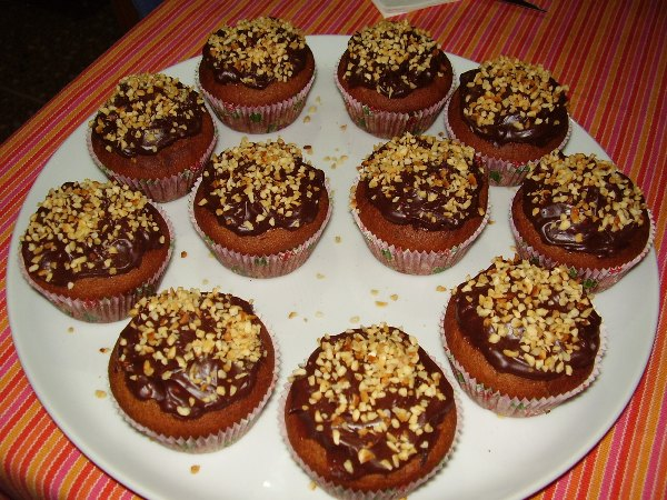 Cupcakes noccio-cacao vegan P5110010