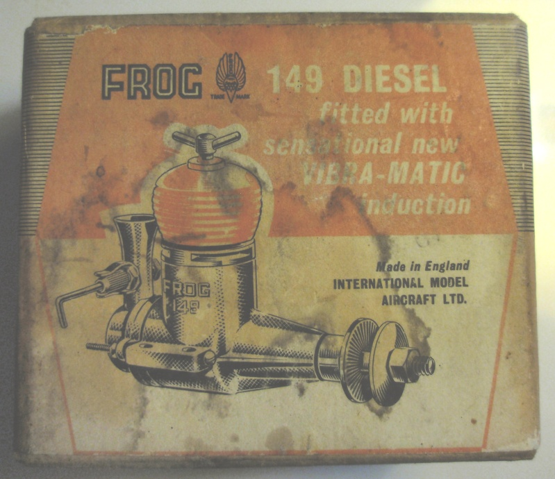 "1955 Frog 1.49 ""Vibramatic"" Diesel  Pa110111"