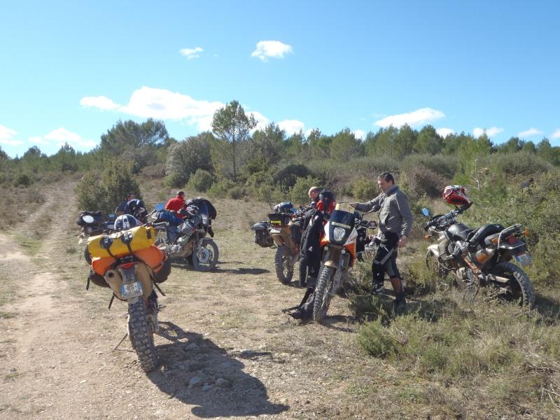 rando mixte 60/40 1er & 2 mars du Gard à Millau (boucle 450km) - Page 7 P3010810