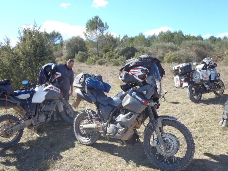 rando mixte 60/40 1er & 2 mars du Gard à Millau (boucle 450km) - Page 7 P3010811
