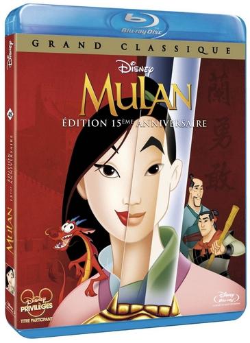 [Blu-Ray Disc] Mulan (avril 2013) 13021310