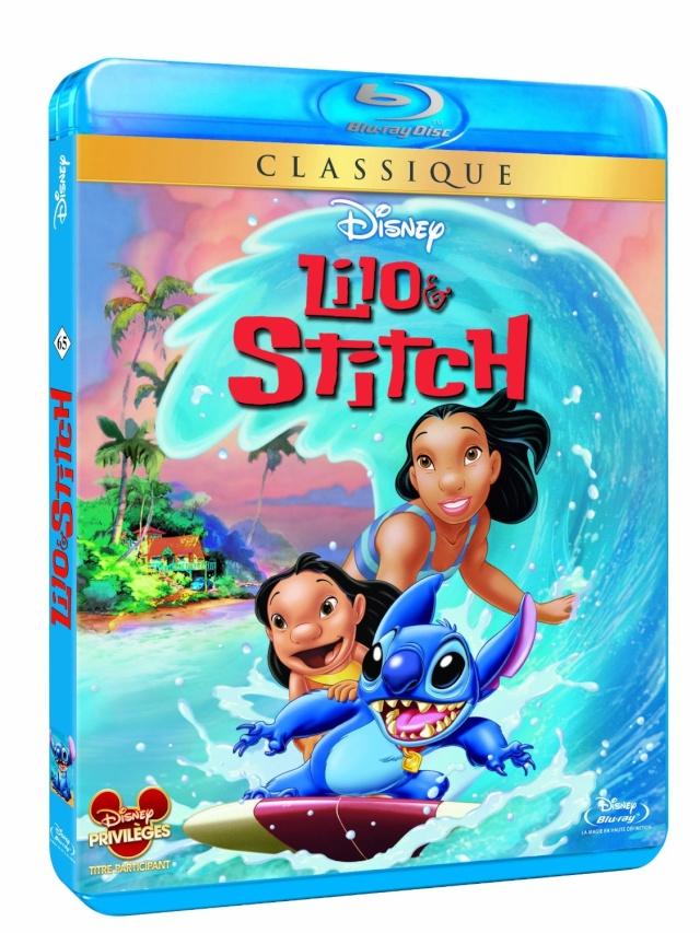 [Blu-Ray Disc] Lilo et Stitch (mars 2014) 91ds7e10
