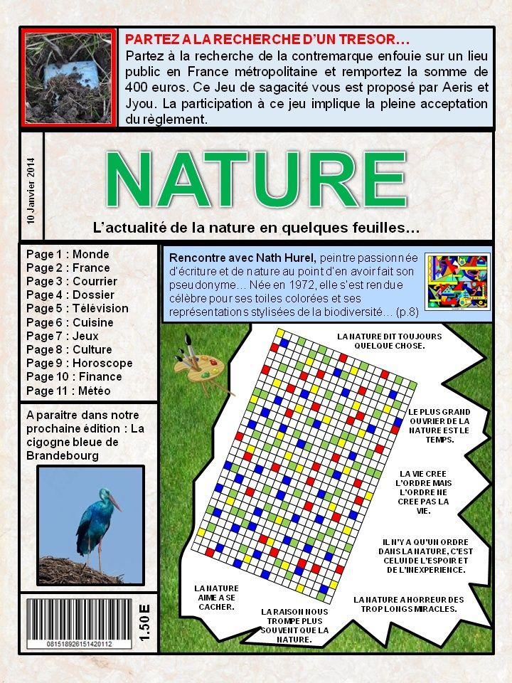 NATURE LA UNE Nature10