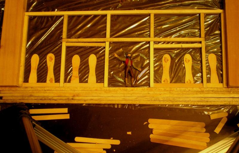 Bemalungen, Umbauten, Eigenbau - Gebäude mit Bodenplatten für meine Dioramen 003c2_10