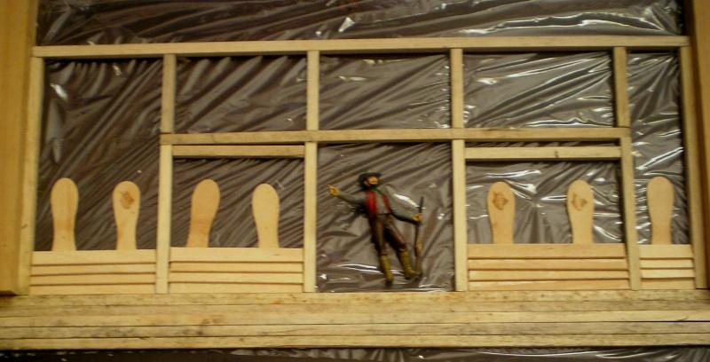 Bemalungen, Umbauten, Eigenbau - Gebäude mit Bodenplatten für meine Dioramen 003c3_10