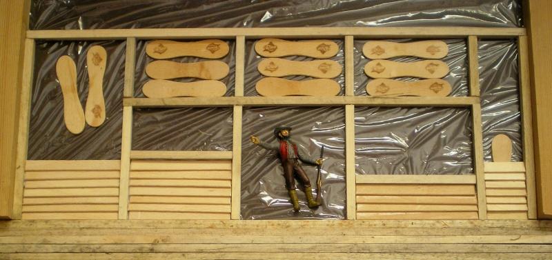 Bemalungen, Umbauten, Eigenbau - Gebäude mit Bodenplatten für meine Dioramen 003c4_10