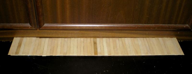 Bemalungen, Umbauten, Eigenbau - Gebäude mit Bodenplatten für meine Dioramen 003d1b10