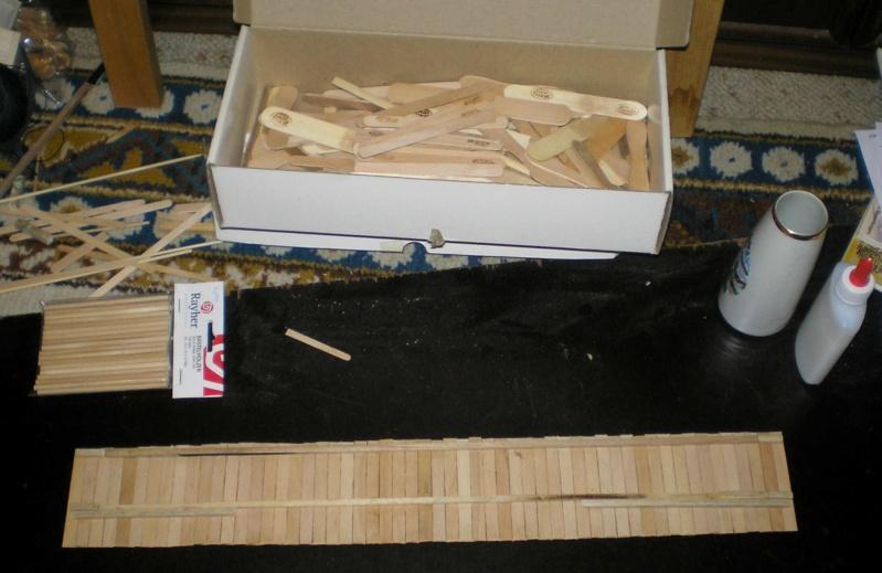Bemalungen, Umbauten, Eigenbau - Gebäude mit Bodenplatten für meine Dioramen 003d3b10