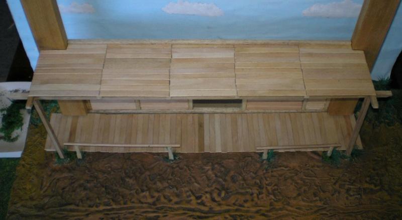 Bemalungen, Umbauten, Eigenbau - Gebäude mit Bodenplatten für meine Dioramen 003e2d10