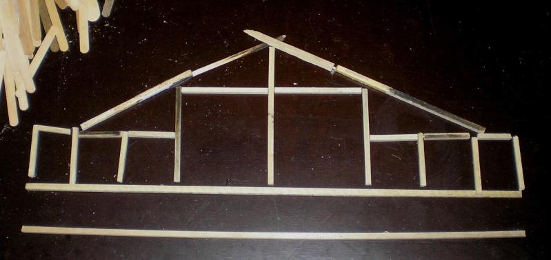 Bemalungen, Umbauten, Eigenbau - Gebäude mit Bodenplatten für meine Dioramen 003i1b11