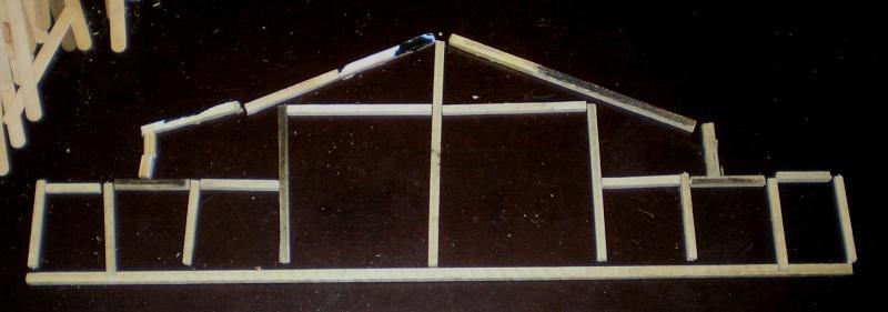 Bemalungen, Umbauten, Eigenbau - Gebäude mit Bodenplatten für meine Dioramen 003i1b12