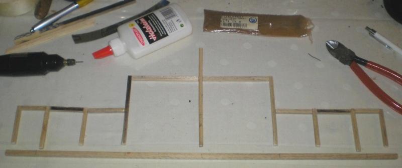 Bemalungen, Umbauten, Eigenbau - Gebäude mit Bodenplatten für meine Dioramen 003i2a10