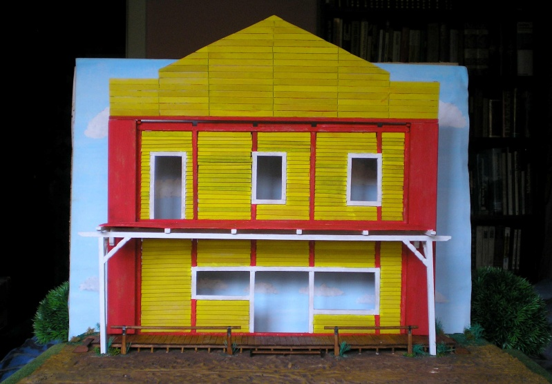 Bemalungen, Umbauten, Eigenbau - Gebäude mit Bodenplatten für meine Dioramen - Seite 2 003j1_10