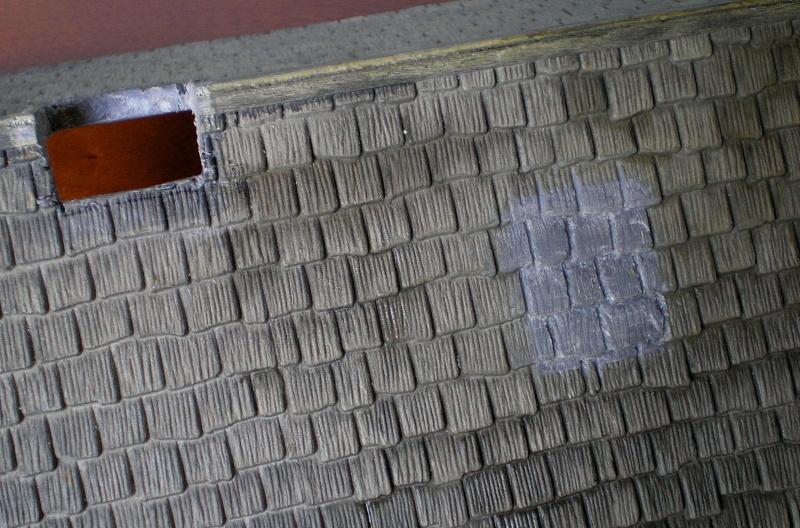 Bemalungen, Umbauten, Eigenbau - Gebäude mit Bodenplatten für meine Dioramen 004b4_10