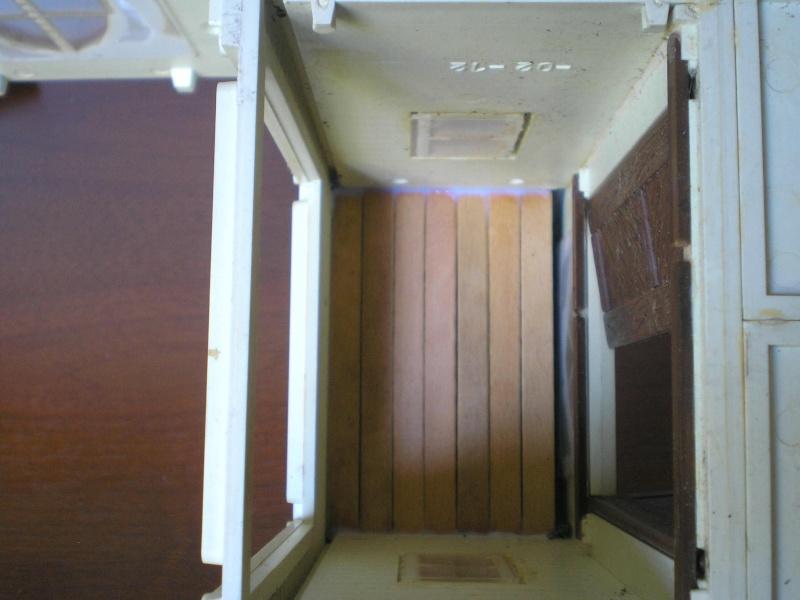 Bemalungen, Umbauten, Eigenbau - Gebäude mit Bodenplatten für meine Dioramen 004d0110