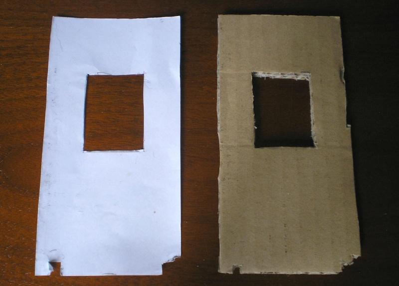 Bemalungen, Umbauten, Eigenbau - Gebäude mit Bodenplatten für meine Dioramen 004d0310