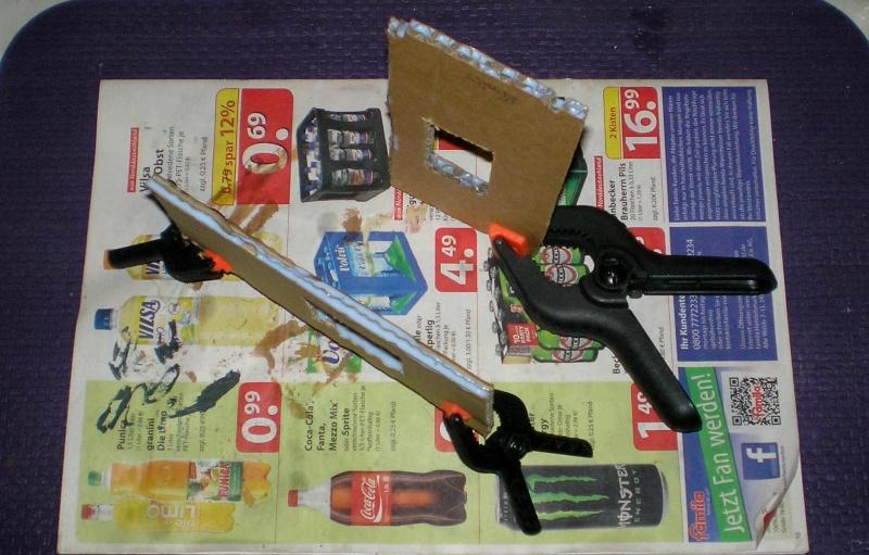Bemalungen, Umbauten, Eigenbau - Gebäude mit Bodenplatten für meine Dioramen 004d0510