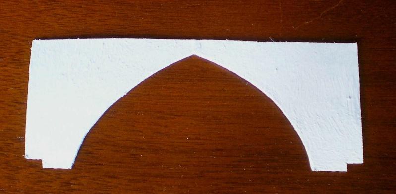 Bemalungen, Umbauten, Eigenbau - Gebäude mit Bodenplatten für meine Dioramen 004d1010
