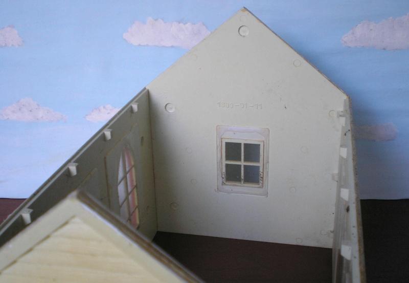Bemalungen, Umbauten, Eigenbau - Gebäude mit Bodenplatten für meine Dioramen 004e1_10