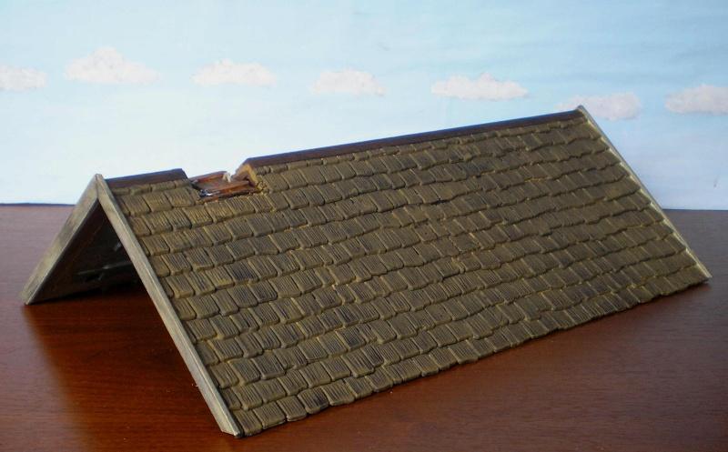 Bemalungen, Umbauten, Eigenbau - Gebäude mit Bodenplatten für meine Dioramen 004f2_10