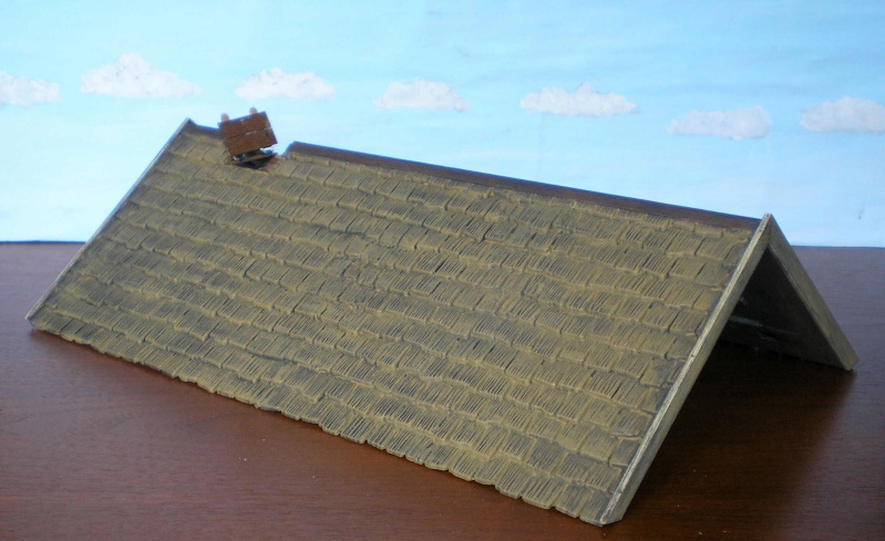 Bemalungen, Umbauten, Eigenbau - Gebäude mit Bodenplatten für meine Dioramen 004f3_10