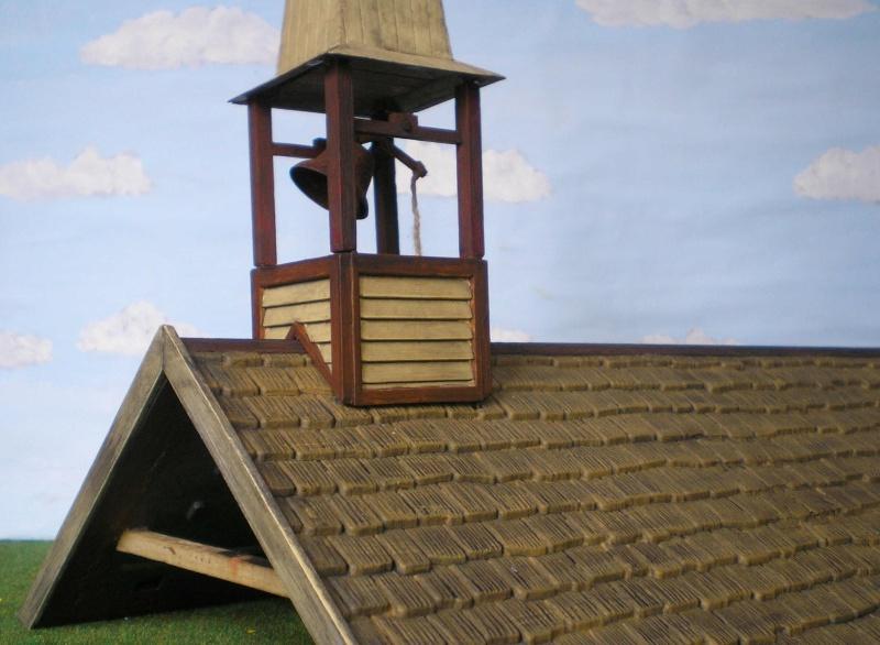 Bemalungen, Umbauten, Eigenbau - Gebäude mit Bodenplatten für meine Dioramen 004i2b11