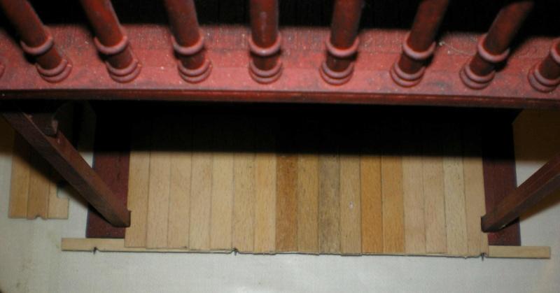 Bemalungen, Umbauten, Eigenbau - Gebäude mit Bodenplatten für meine Dioramen 004j4a10