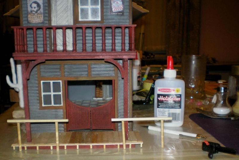Bemalungen, Umbauten, Eigenbau - Gebäude mit Bodenplatten für meine Dioramen 004j4d10