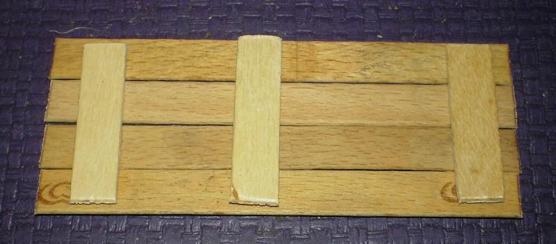 Bemalungen, Umbauten, Eigenbau - Gebäude mit Bodenplatten für meine Dioramen 006a1_10