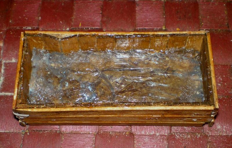 Bemalungen, Umbauten, Eigenbau - Gebäude mit Bodenplatten für meine Dioramen 006c1_12