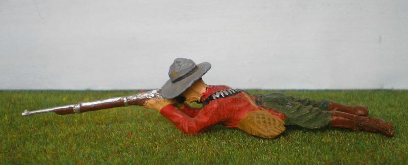 Bemalungen, Umbauten, Modellierungen - neue Cowboys für meine Dioramen 081d2_10