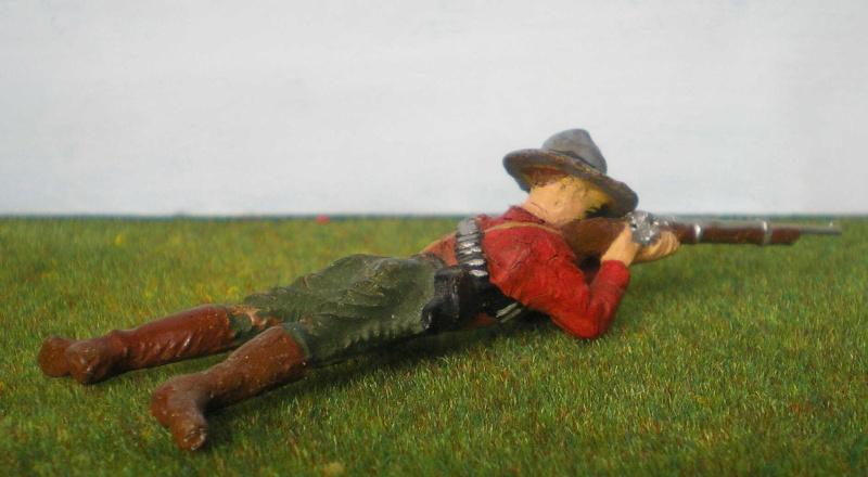 Bemalungen, Umbauten, Modellierungen - neue Cowboys für meine Dioramen 081d4_10