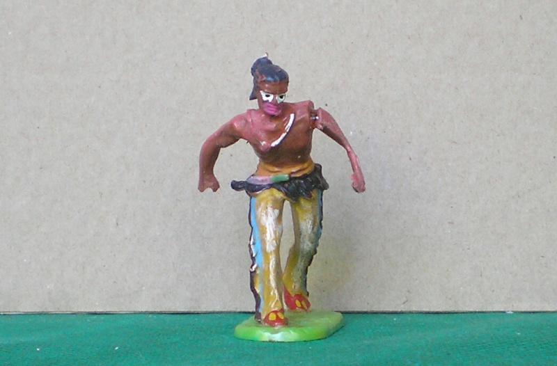 Bemalungen, Umbauten, Modellierungen – neue Indianer für meine Dioramen 108c_r10
