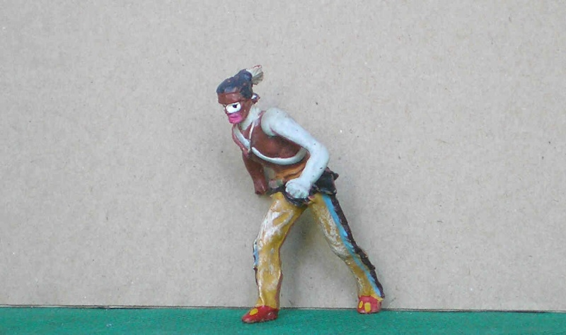 Bemalungen, Umbauten, Modellierungen – neue Indianer für meine Dioramen 108d2a10