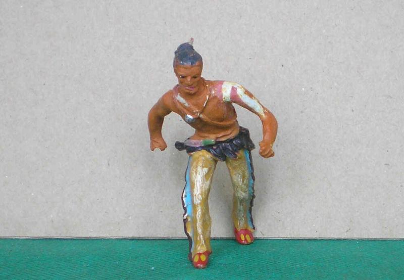 Bemalungen, Umbauten, Modellierungen – neue Indianer für meine Dioramen 108e3_10