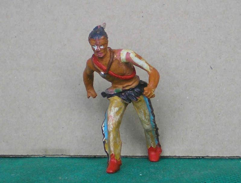 Bemalungen, Umbauten, Modellierungen – neue Indianer für meine Dioramen 108e4_10