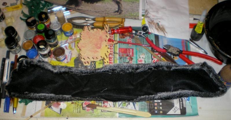 Bemalungen, Umbauten, Modellierungen – neue Indianer für meine Dioramen 143a2_10