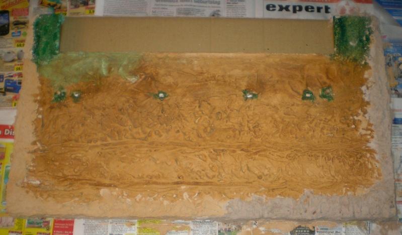 Bemalungen, Umbauten, Eigenbau - Gebäude mit Bodenplatten für meine Dioramen 149f1_10