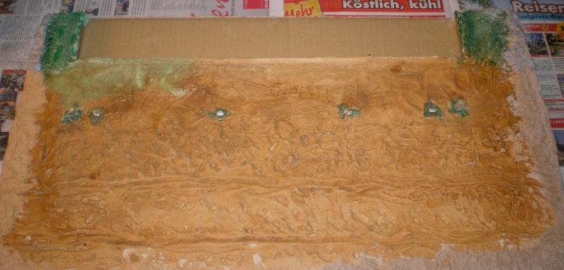 Bemalungen, Umbauten, Eigenbau - Gebäude mit Bodenplatten für meine Dioramen 149f2_10