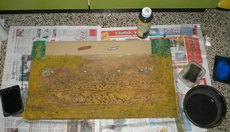 Bemalungen, Umbauten, Eigenbau - Gebäude mit Bodenplatten für meine Dioramen 149f4_10