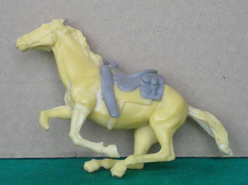Bemalungen, Umbauten, Modellierungen - neue Cowboys für meine Dioramen 151a1a10